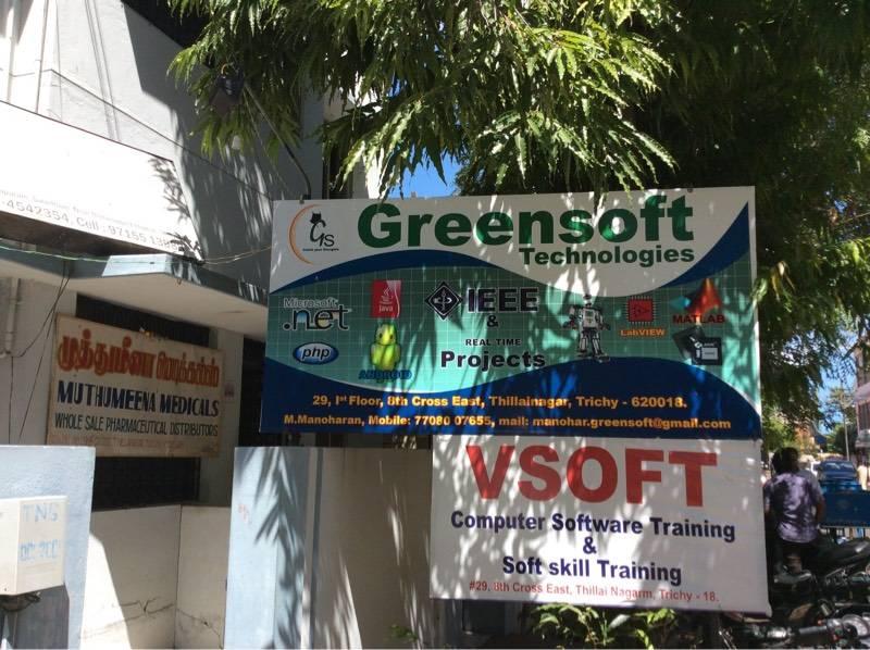 Greensoft technology inc