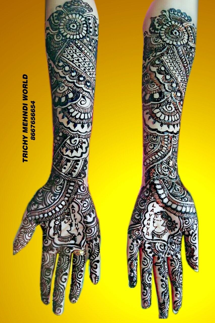 Top 30 Mehendi Designers In Trichy Best Mehandi Artists Justdial