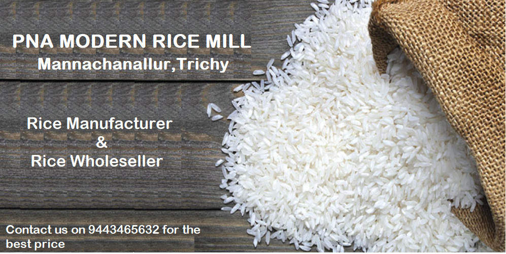 Top 100 Rice Wholesalers in Trichy - Justdial