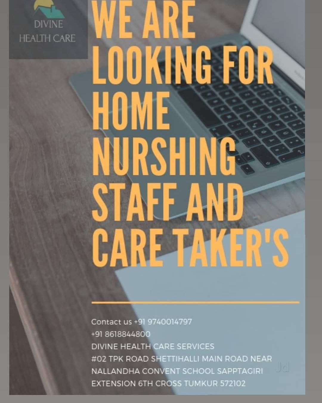 Top Home Nursing Services in Tumkur - Best Nursing Care At Home