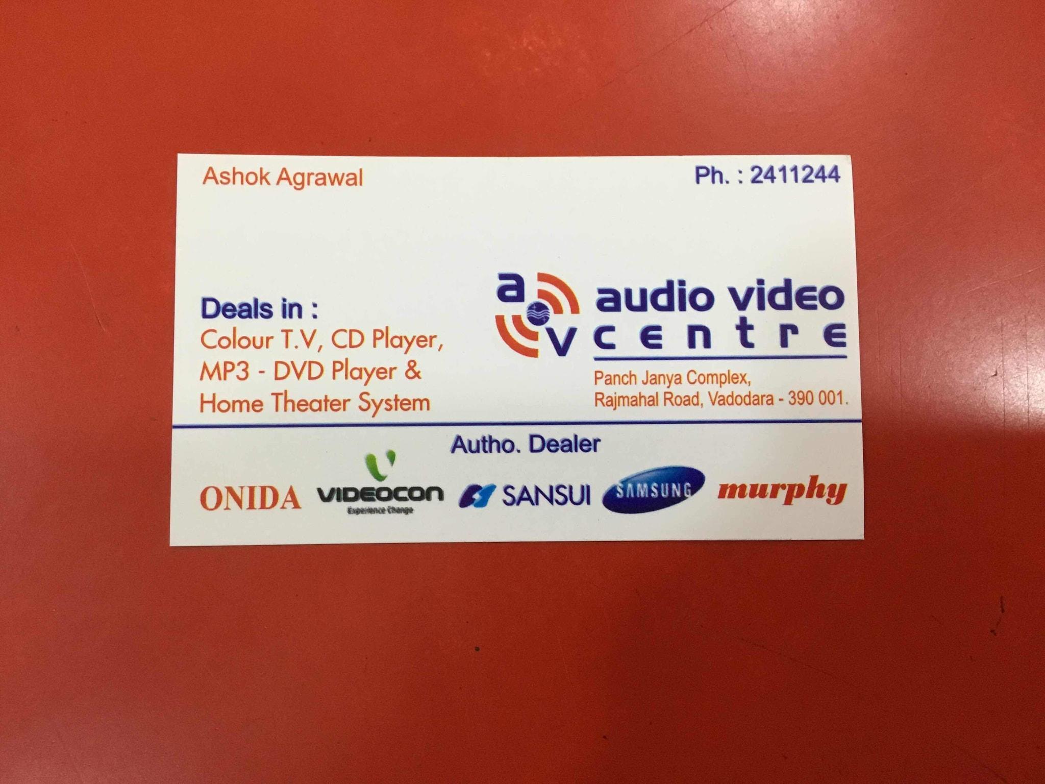 Top Samsung Video Cd Player Dealers in Vadodara - Best Samsung Video