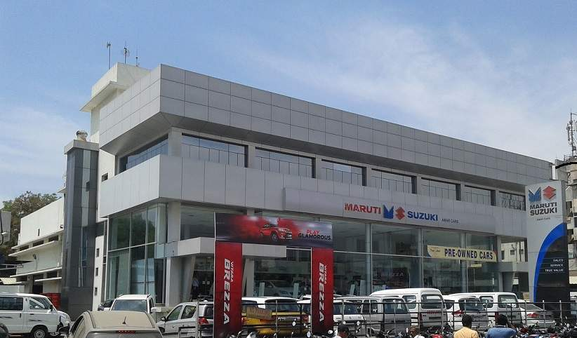 Suzuki Car Dealership >> Top 10 Maruti Suzuki Car Dealers In Vadodara Best Maruti Suzuki