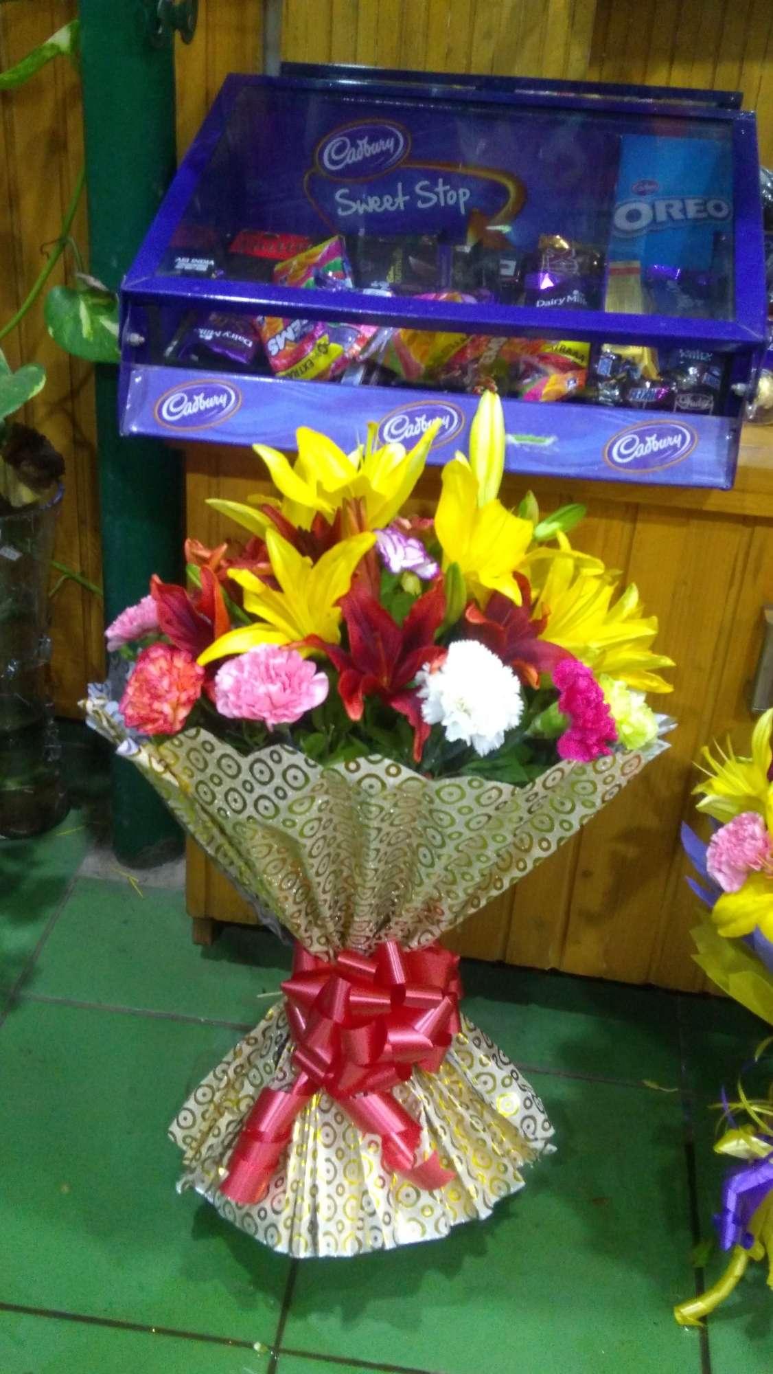 Flower Bouquet Home Delivery In Vadodara