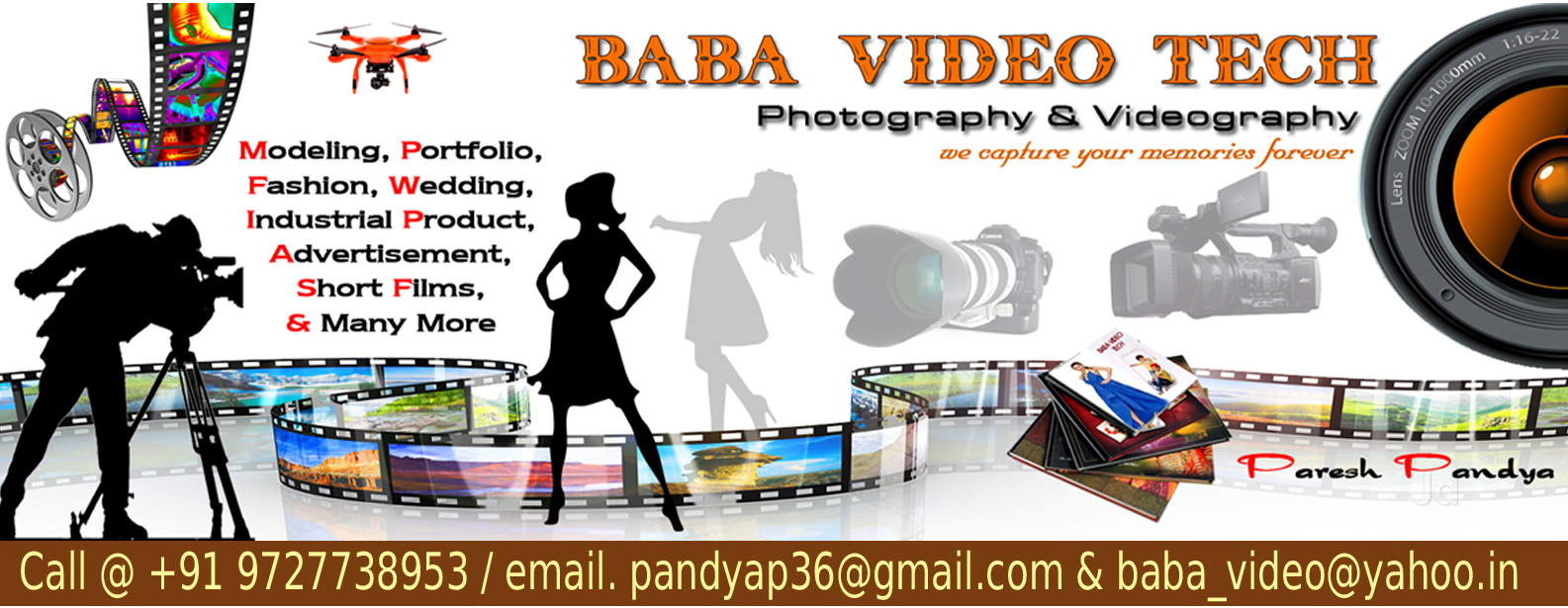 Top Photo Studio Hire For Professional Photographer in Vadodara