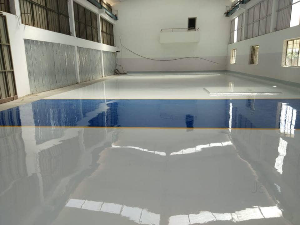top  epoxy flooring contractors  vadodara  epoxy painting services justdial