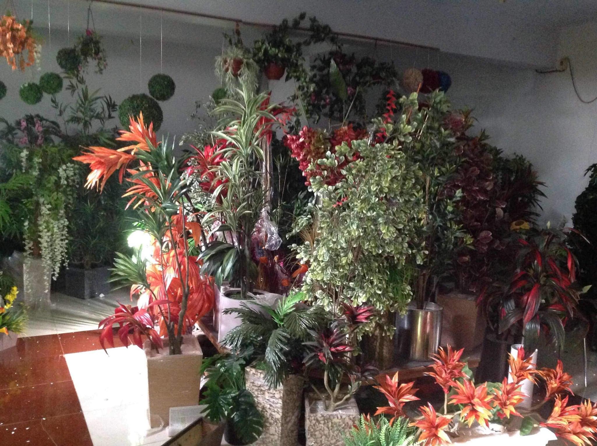 Top 100 Artificial Flower Wholesalers In Vadodara Best Decorative