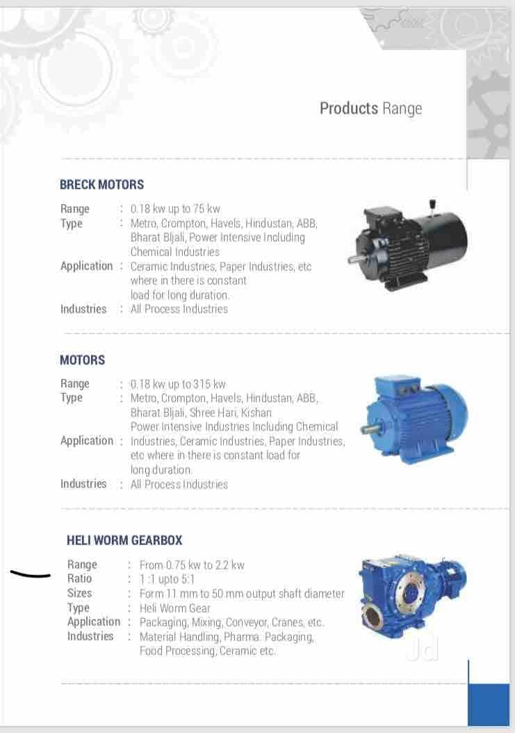 Top Nu Worm Gearbox Wholesalers in Tithal, Valsad - Justdial