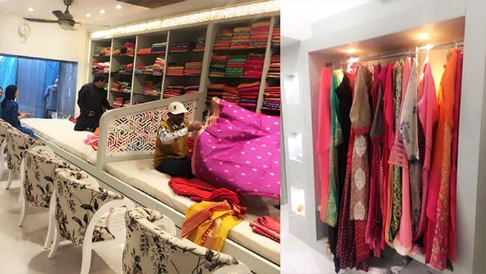 Top Banarasi Silk Fabric Importers in Sigra, Varanasi - Justdial
