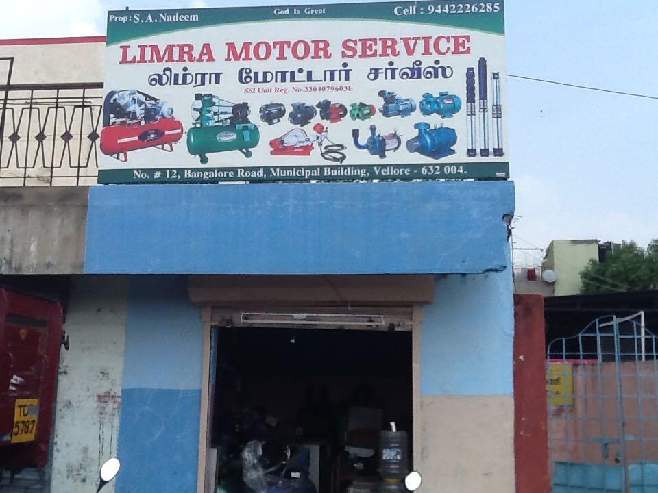 Lhp Motor Repair & Services Bazaar Street-Mukundarayapuram, Vellore