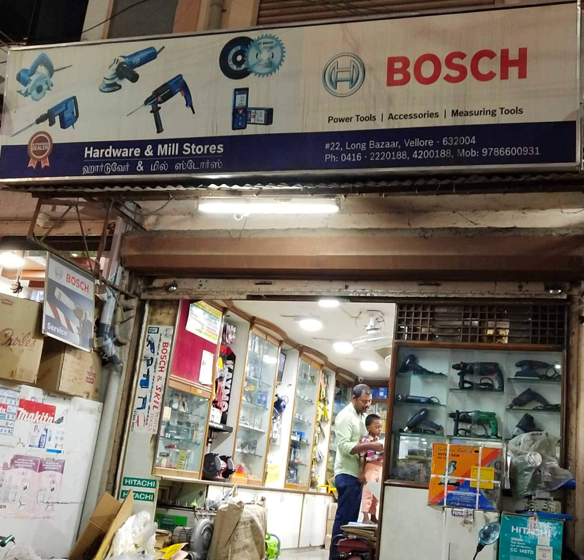 Top 50 Hardware Shops in Katpadi - Best Hardware Stores Vellore