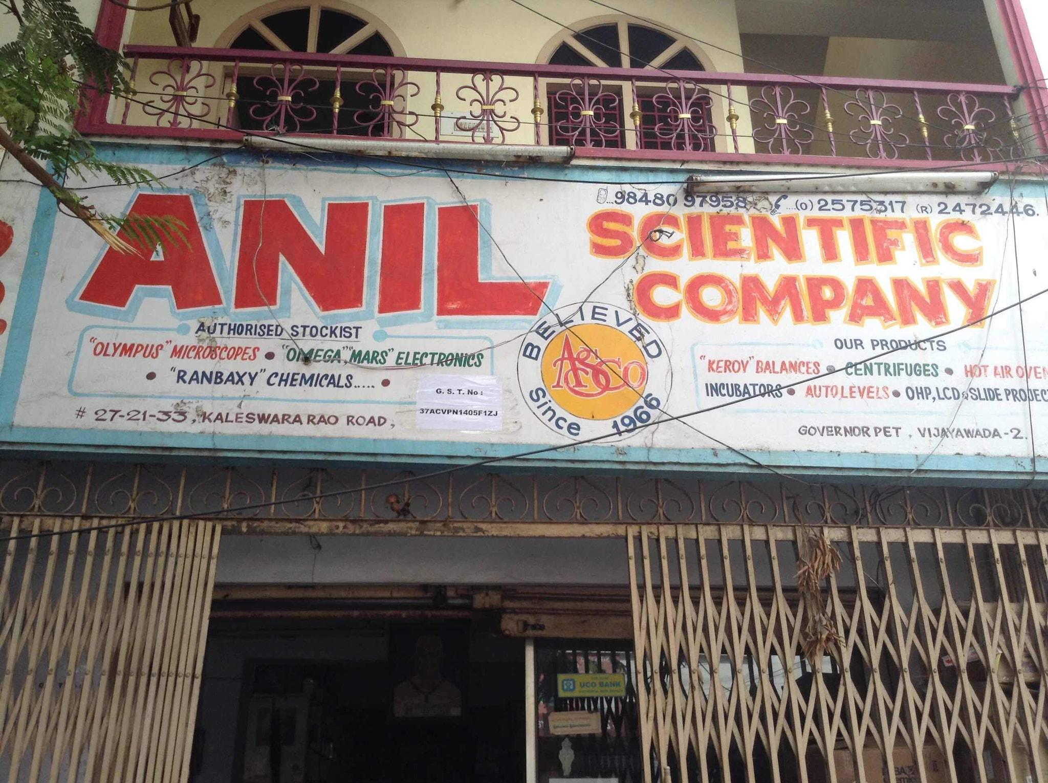 Top 30 Laboratory Equipment Dealers in Vijayawada - Best Lab