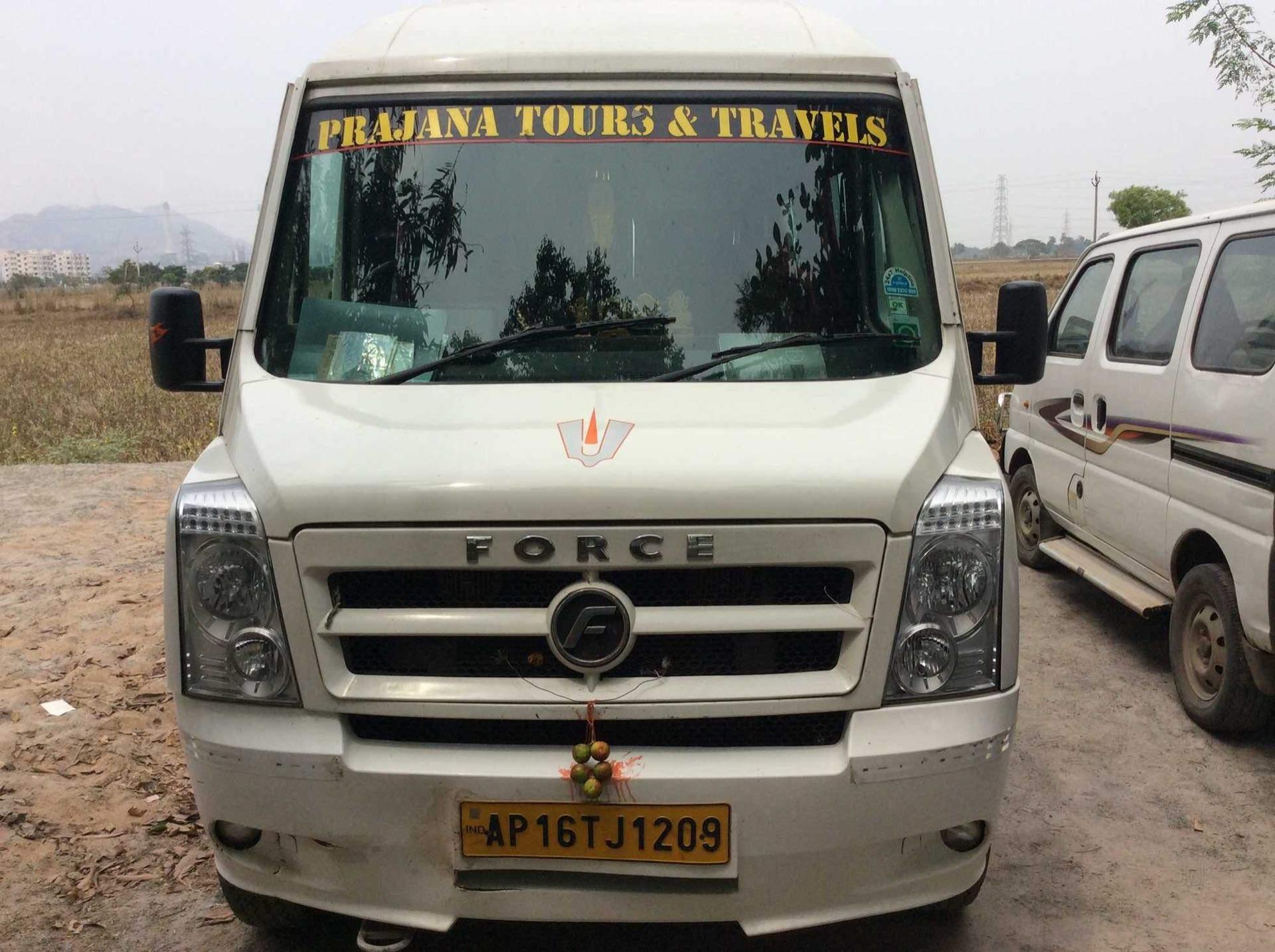 Top 50 Tempo Traveller On Rent Services in Vijayawada - Best Minibus