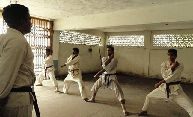 Top Sword Fighting Classes in Vijayawada - Best Dandpatta Classes