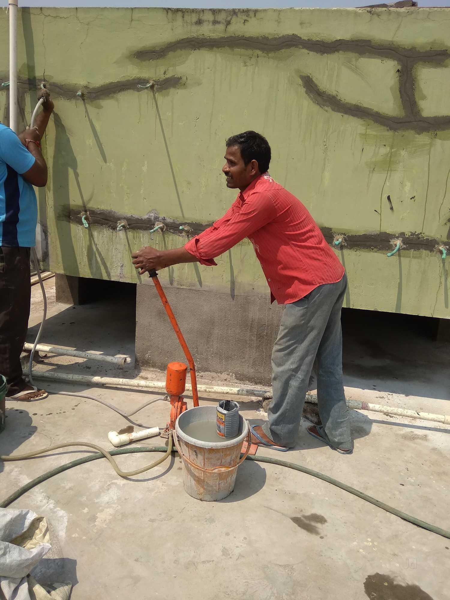 Waterproofing Contractors In Vijayawada