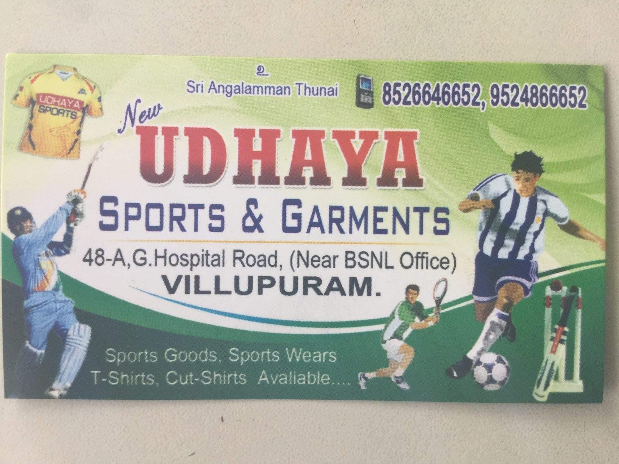 Top Sportswear Manufacturers in Villupuram - Best Sports