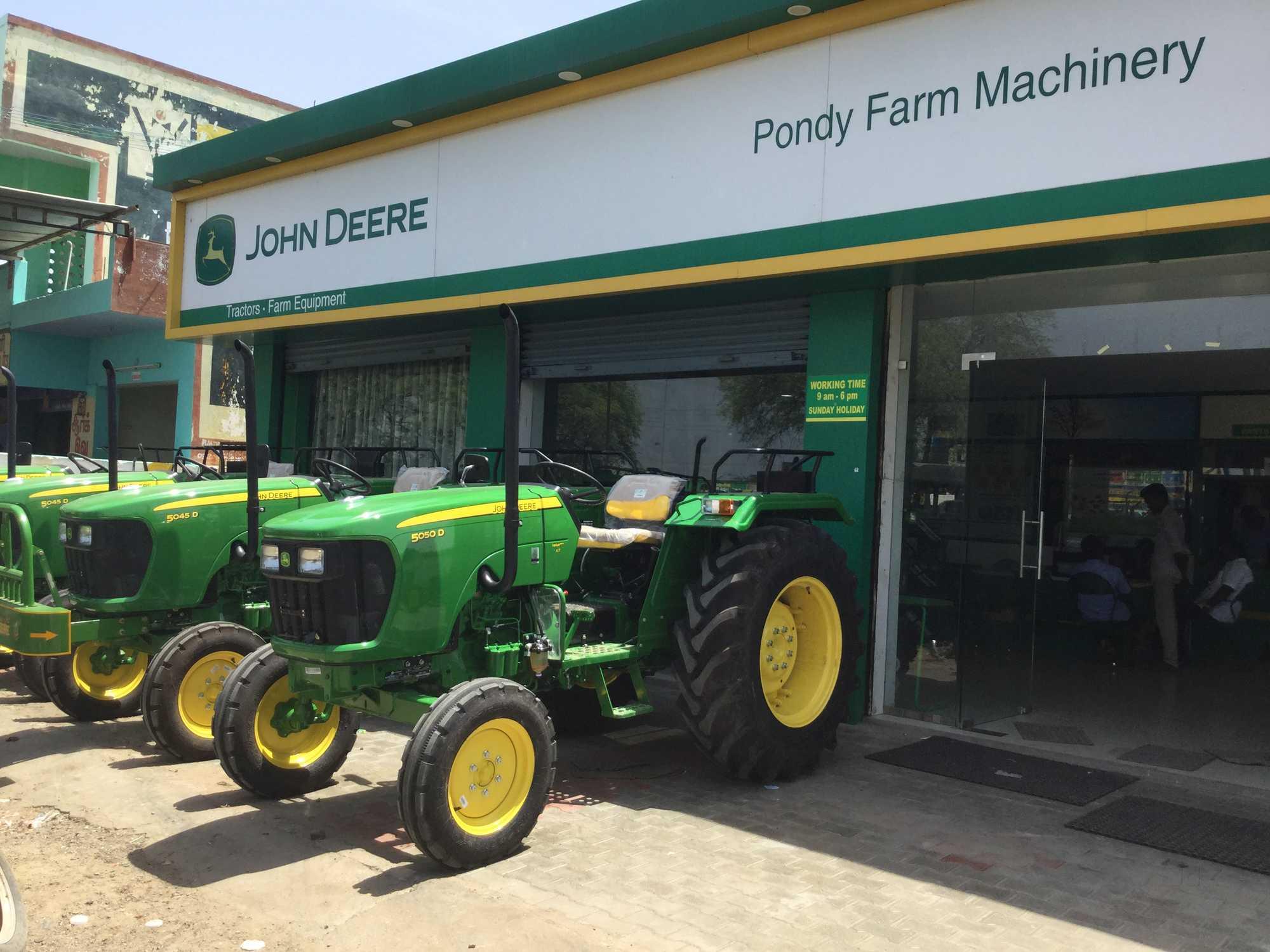 Top John Deere Tractor Dealers in Villupuram - Best John