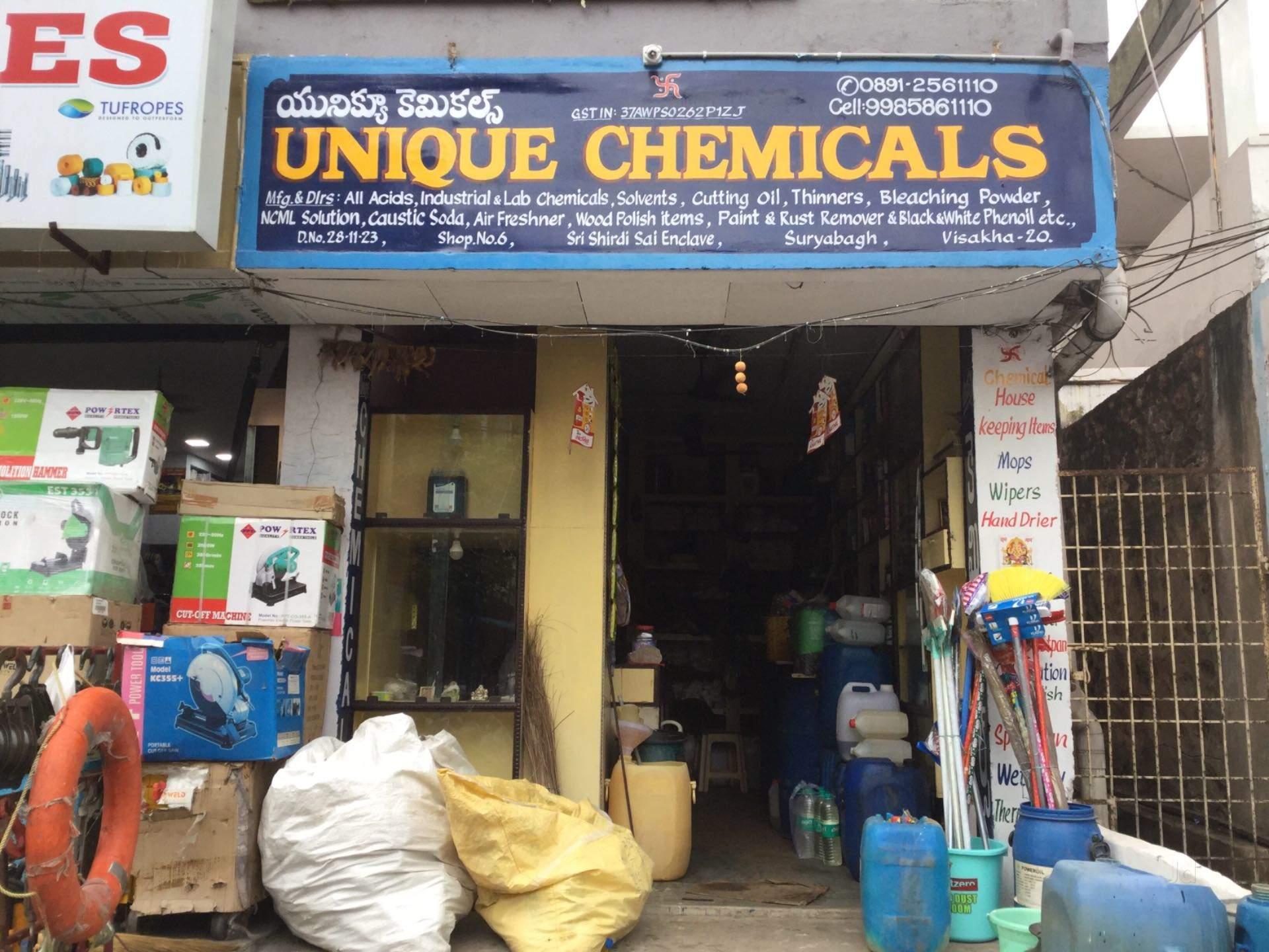 Top Solid Caustic Soda Dealers in Jagadamba Junction, Visakhapatnam