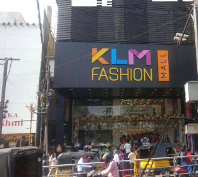 klm shopping mall online