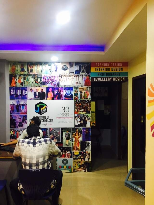 J D Institute Of Fashion Technology Ram Nagar Fashion Designing Institutes In Visakhapatnam Justdial