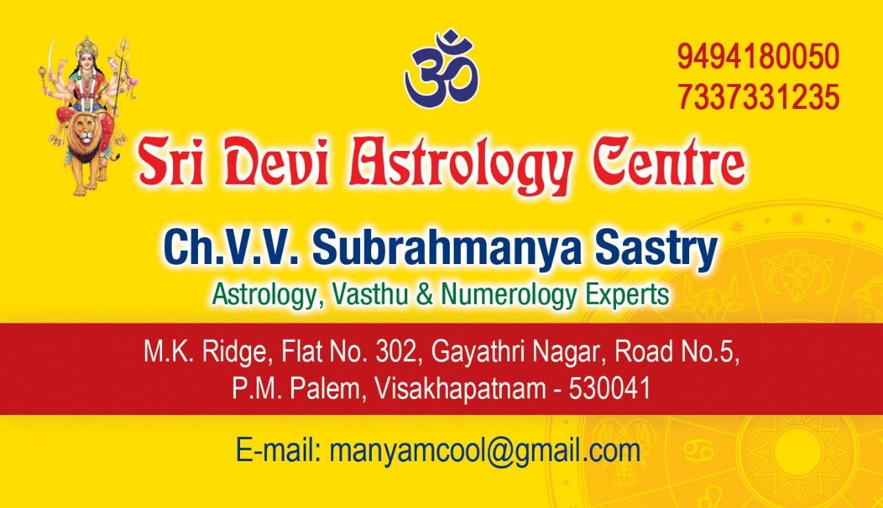 Top 100 Astrologers in Visakhapatnam - Famous Astrologers