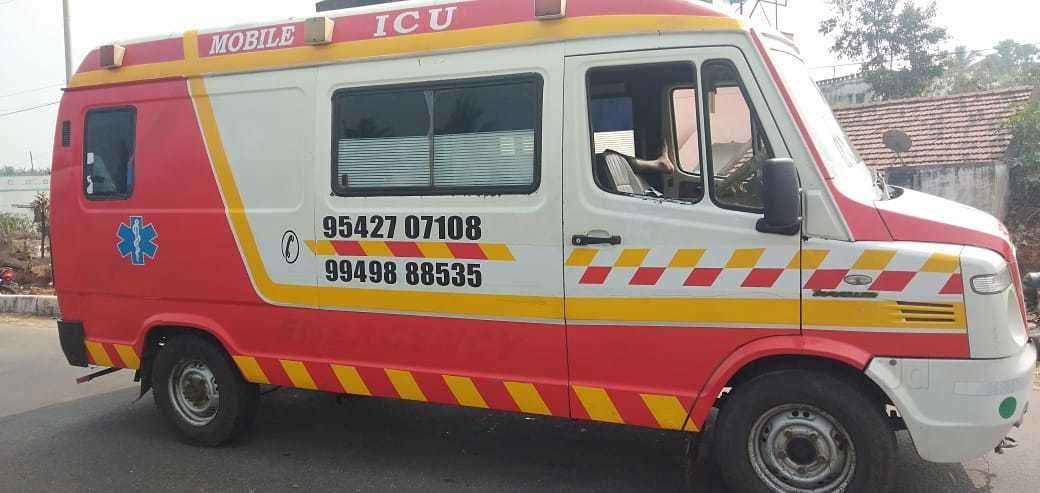 Top 20 24 Hours Ambulance Services in Visakhapatnam - Best 24 Hrs