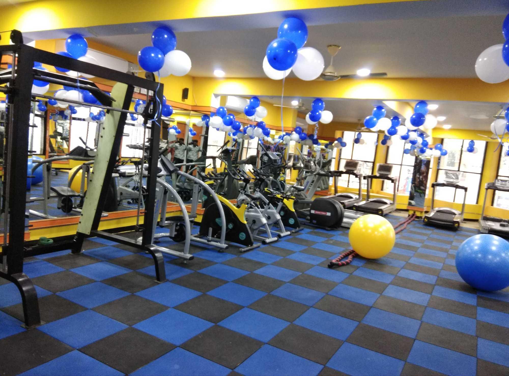 Spring Gym Health Studio, M G Road - Gyms in Warangal - Justdial