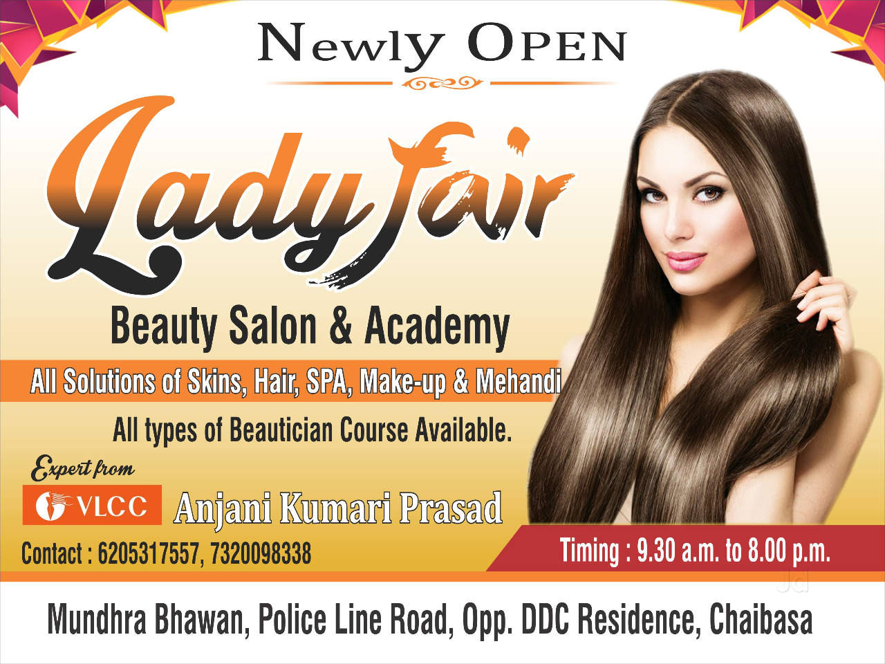 Top Beauty Parlour Institutes in Chaibasa, West Singhbhum - Best