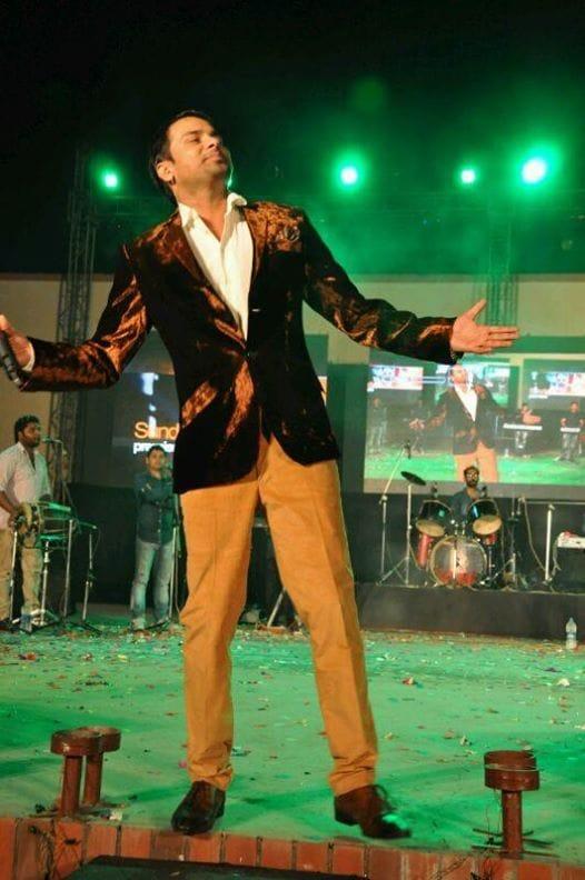 Amrinder Gill Singer Entertainment
