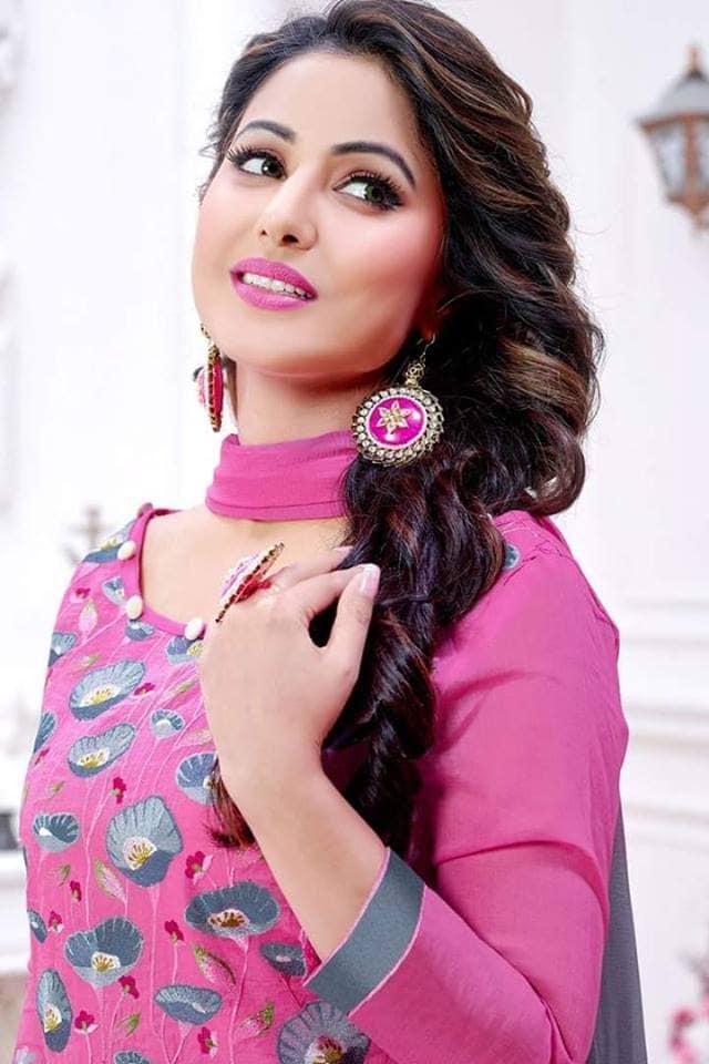 Hina Khan Actor Entertainment