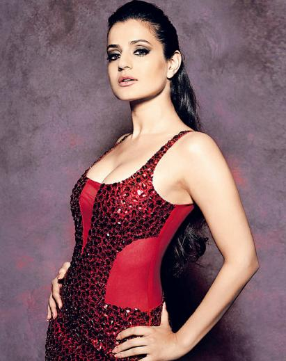Ameesha Patel Measurements Height Weight Bra Size Age Wiki