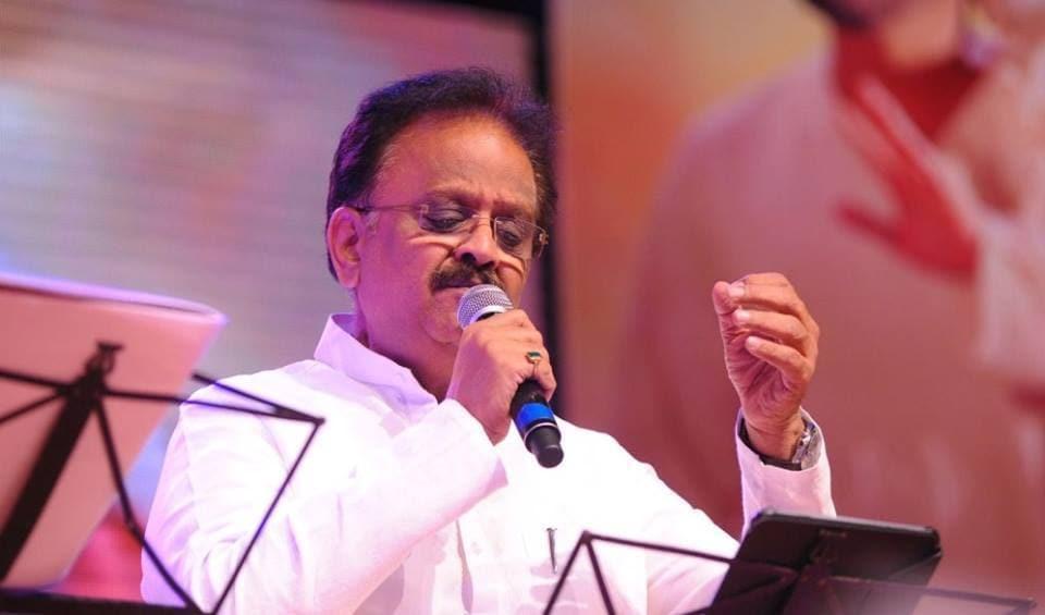 S. P. Balasubrahmanyam Live in...