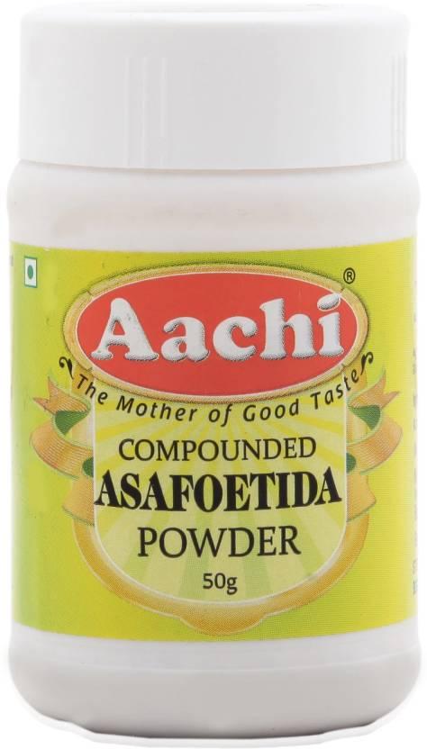 Aachi Compounded Asafoetida Powder 50 Gm