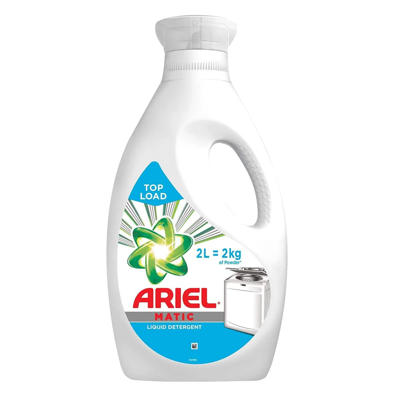 Ariel Matic Top Load Liquid Detergent 2 Ltr