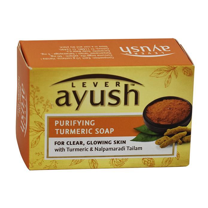 Ayush Purifying Turmeric Soap 100 Gm