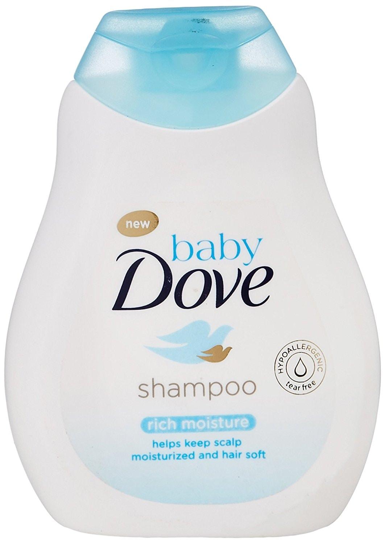 Baby Dove Rich Moisture Shampoo 200 Ml