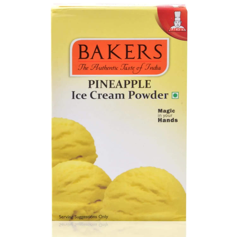 Bakers Pineapple Cream Mix Powder 100 Gm