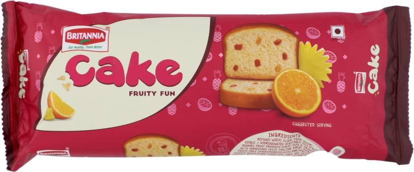 Britannia Cake Fruity Fun
