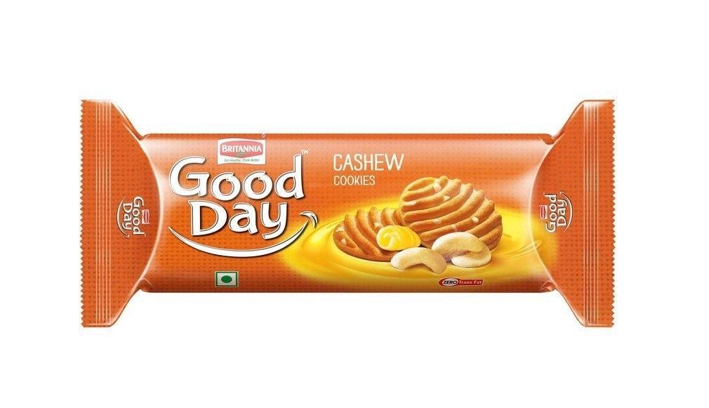 Britannia Good Day Rich Cashew Cookies 100 Gm