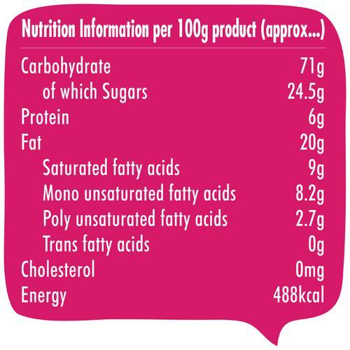 Britannia Little Hearts Strawberry Biscuits - 34. 5 Gm