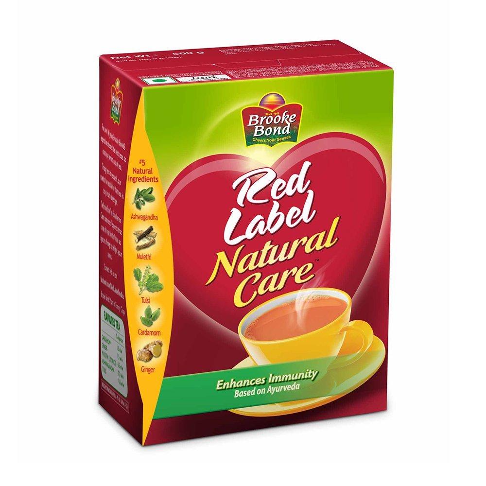 Brooke Bond Red Label Natural Care Tea