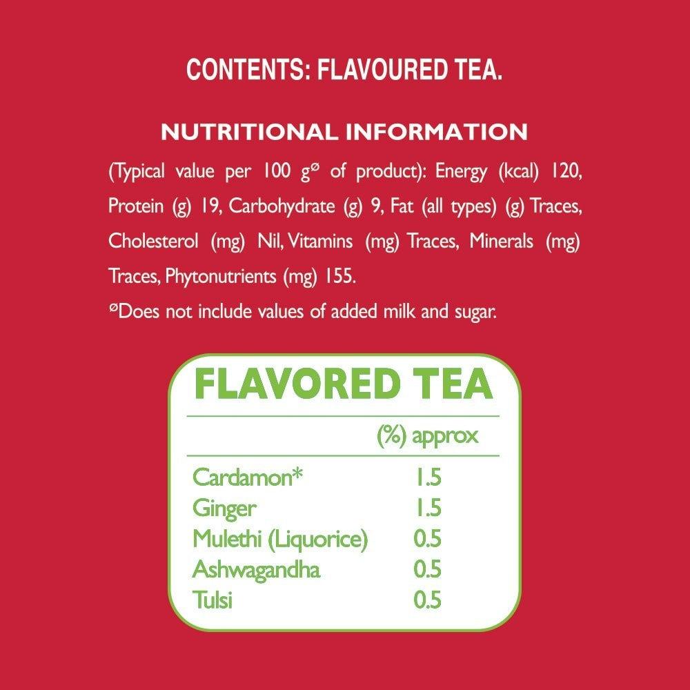 Brooke Bond Red Label Natural Care Tea 500 Gm