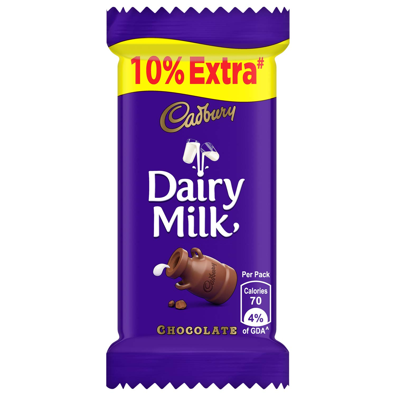 Cadbury Dairy Milk Chocolate 13.2 Gm