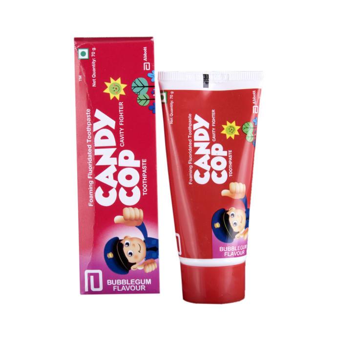 Candy Cop Toothpaste Bubblegum
