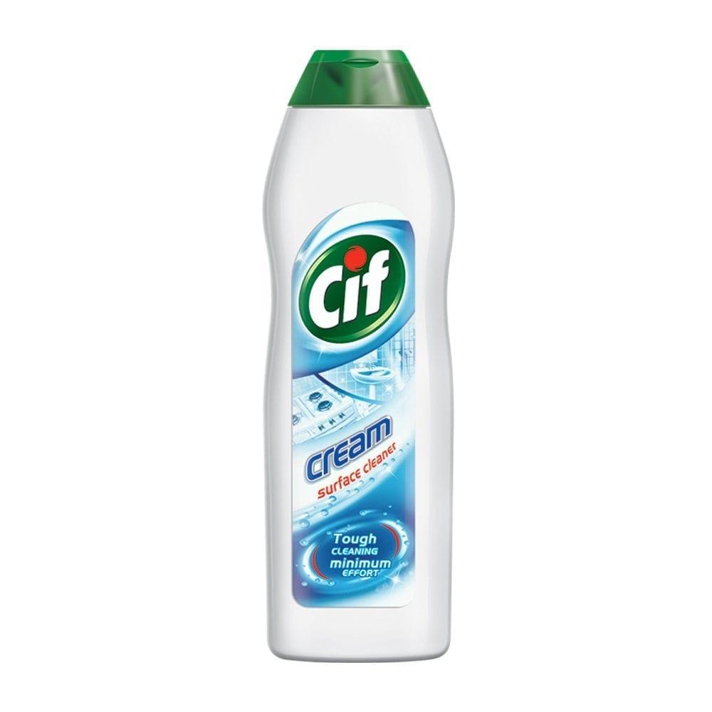 Cif Cream Original White Surface Cleaner