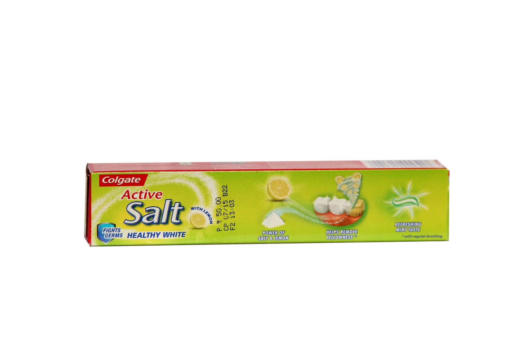 Colgate Active Salt With Lemon Toothpaste 100 Gm