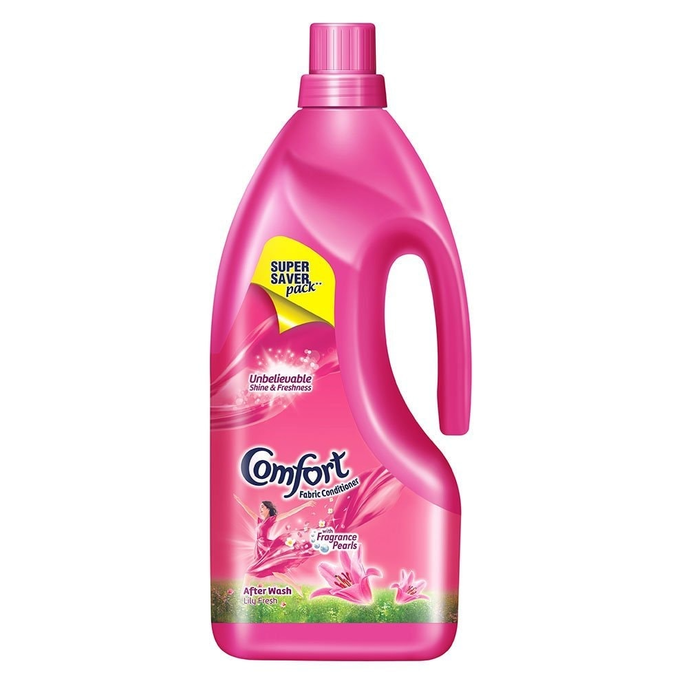 Comfort Lily Fresh After Wash Fabric Conditioner 1.6 Ltr