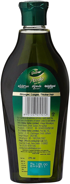 Dabur Amla Hair Oil 275 Ml