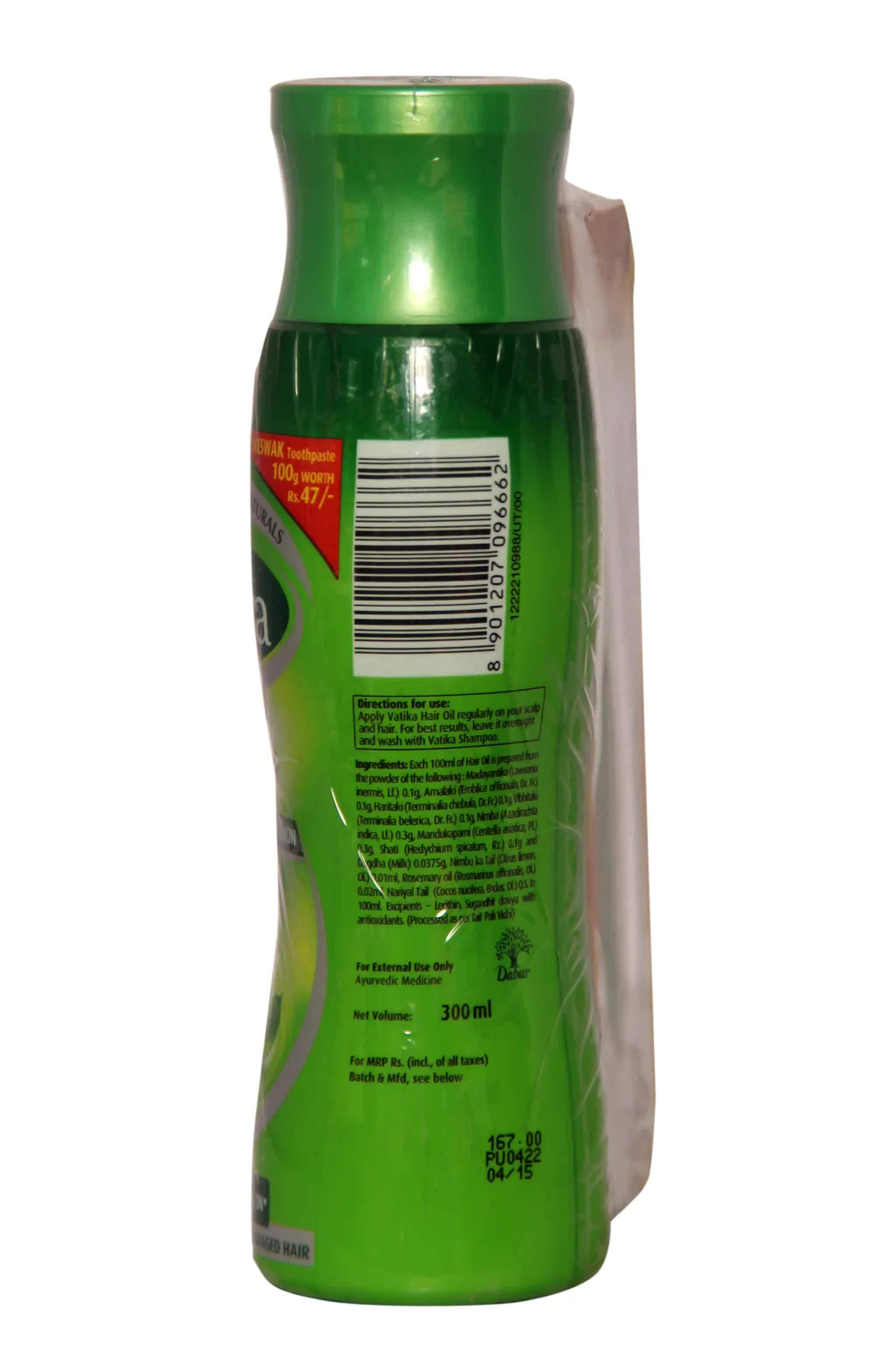 Dabur Vatika Coconut Hair Oil 300 Ml