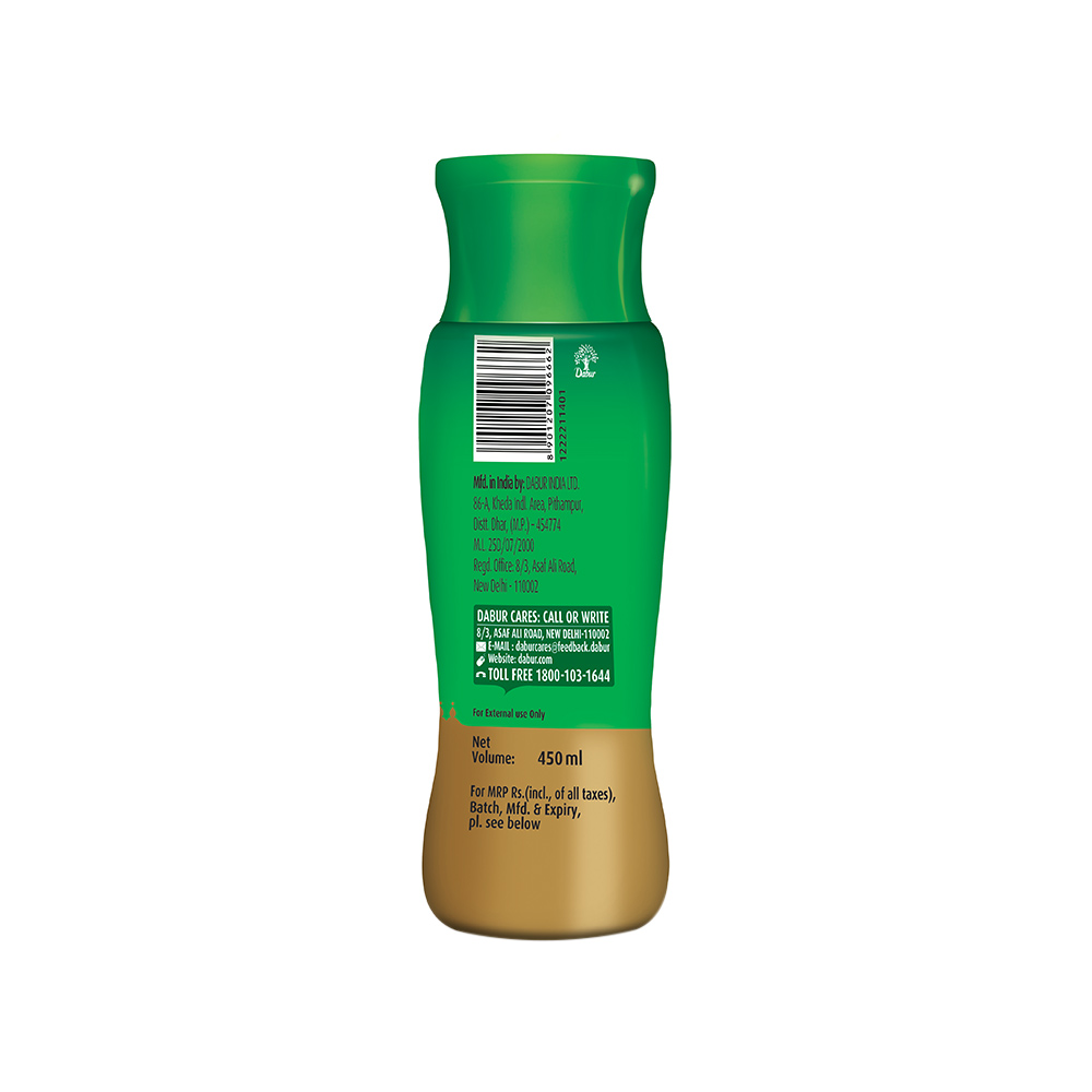 Dabur Vatika Enriched Coconut Hair Oil 450 Ml