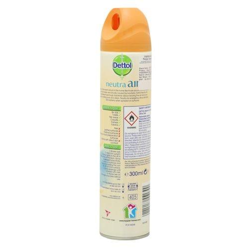 Dettol Neutra Air Freshener Citrus Zest Imported 300 Ml
